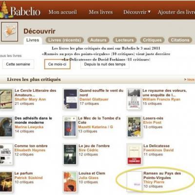 Babelio 3 mai 2011 (2)