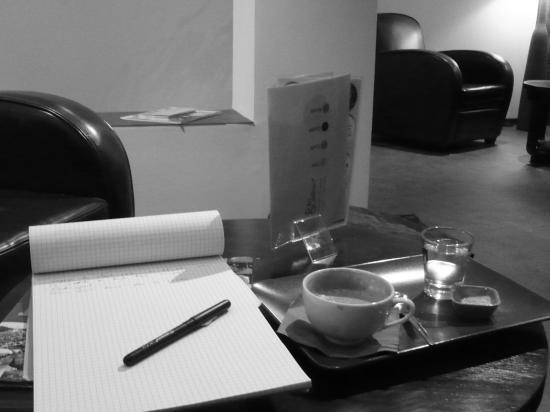 """Ateliers d'écriture à """"Ici & ailleurs *"""""""