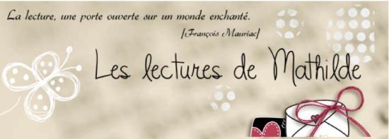 Les Lectures de Mathilde