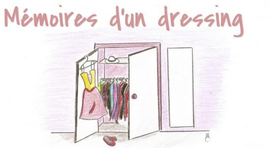 Mémoires d'un dressing