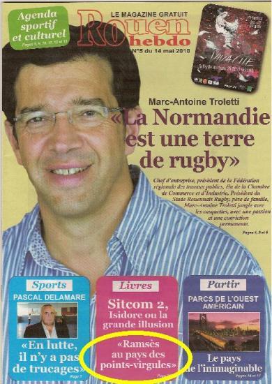 Couverture Rouen Hebdo n°5