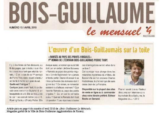 Bois-Guillaume mensuel