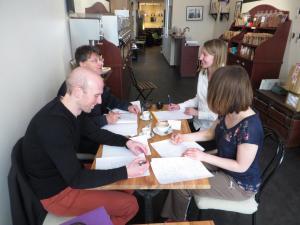 Ateliers d'écriture Café Librairie Ici&ailleurs006