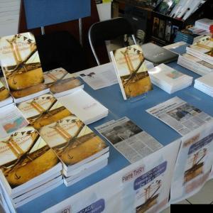 Le Mystère du pont Gustave-Flaubert à la librairie Colbert