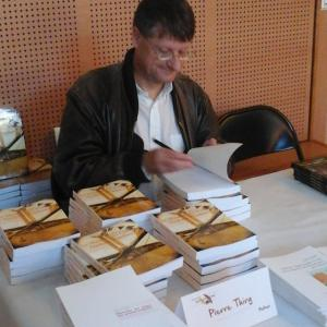 Signature Dédicace, Pierre Thiry