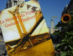 Espace Temps libre vous invite à lire LE MYSTÈRE DU PONT GUSTAVE-FLAUBERT