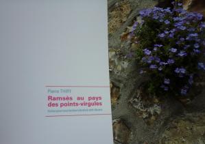 La Rubrique d'Olivia a lu Ramsès au pays des points-virgules et vous le recommande sur Babelio