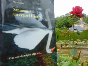 Le petit monde de Lily Givrée a lu SANSONNETS UN CYGNE À L'ENVERS et vous invite à le lire cliquez ici