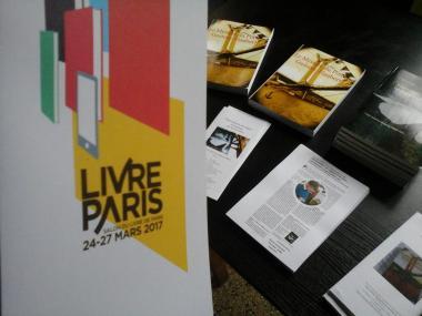 25 Mars dédicace au Salon Livre Paris