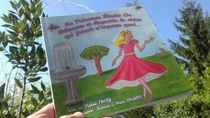 Bienvenue chez Capucine vous invite à lire La Princesse Elodie de Zèbrazur...
