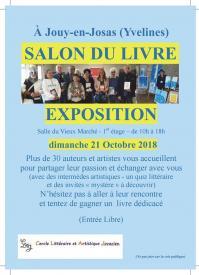 Salon du livre de Jouy-en-Josas