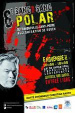 Affiche def salon sang pour sang polar 2016