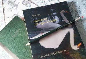 Le Blog de Poppy a lu SANSONNETS UN CYGNE  À L'ENVERS et vous le recommande cliquez ici