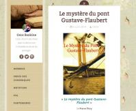 Cece bookine a chronique le myste re du pont gustave flaubert