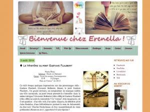 Les Chroniques d'Erenella vous invite à lire Le Mystère du pont Gustave-Flaubert