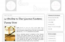 Le blog d'Eric Darsan vous recommande Le Mystère du pont Gustave-Flaubert