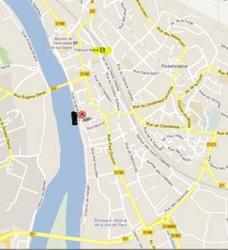 Péniche Safari 69, Quai Auguste Roy Triel-sur-Seine (Google Map)