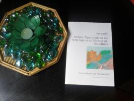 Envie de lire vous invite à lire Isidore Tiperanole et les trois lapins de Montceau-les-Mines