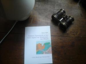 Zazymut a lu Isidore Tiperanole et les trois lapins de Montceau-les-Mines «Un livre est voyant ou il n'est rien...»