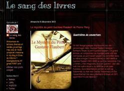 LeSangdesLivres a lu Le Mystère du pont