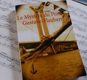 Aline vous invite à lire Le Mystère du pont Gustave-Flaubert