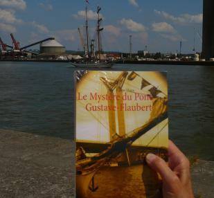 BernieShoot vous invite à lire LE MYSTÈRE DU PONT GUSTAVE-FLAUBERT