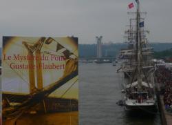 Avez-vous trouvé Le Mystère du pont Gustave-Flaubert?