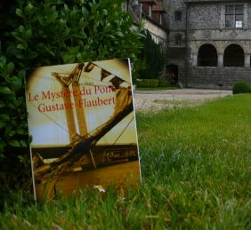 Le Mystère du pont Gustave-Flaubert chroniqué par Books Attitude