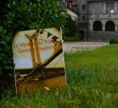 Grignoteuse d'Histoires a lu Le Mystère du pont Gustave-Flaubert et vous le recommande