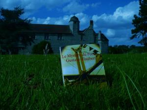 MARIAE BIBLITOHECULA vous invite à lire LE MYSTÈRE DU PONT GUSTAVE--FLAUBERT