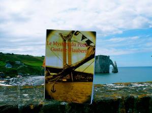 Chez Cookies vous recommande la lecture du Mystère du pont Gustave-Flaubert