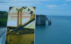 Unequaldlibrary vous invite à lire Le Mystère du pont Gustave-Flaubert