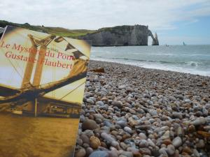 La Malle aux livres vous invite à lire Le Mystère du pont Gustave-Flaubert