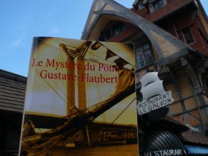 Le Galion des EToiles vous invite à lire Le Mystère du pont Gustave-Flaubert