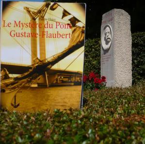 Cece Bookine vous invite à lire LE MYSTÈRE DU PONT GUSTAVE-FLAUBERT