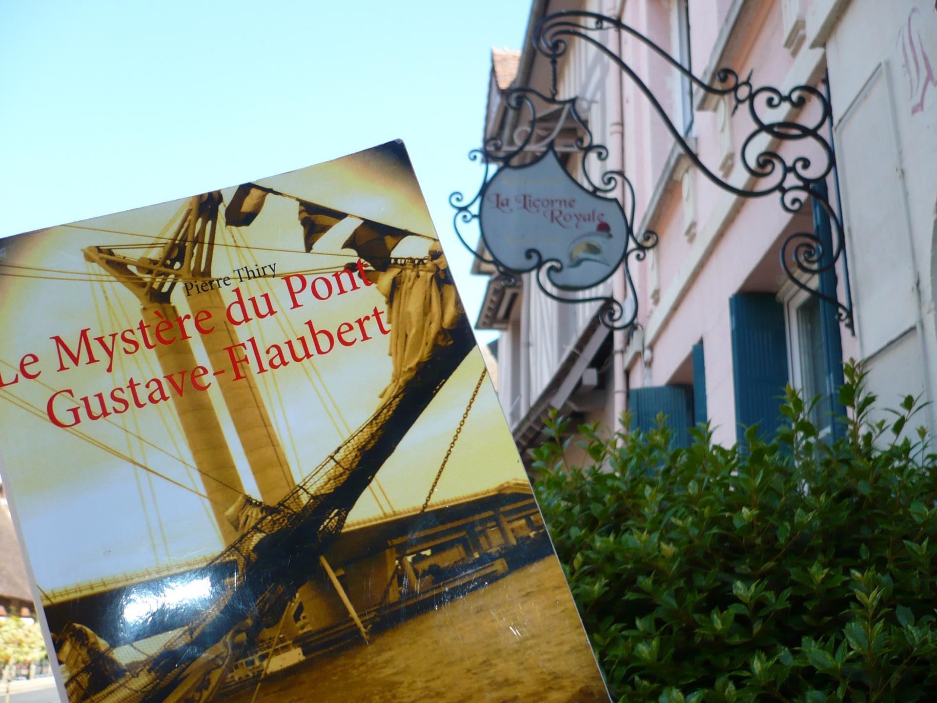 Achetez Le Mystère du pont Gustave-Flaubert en librairie