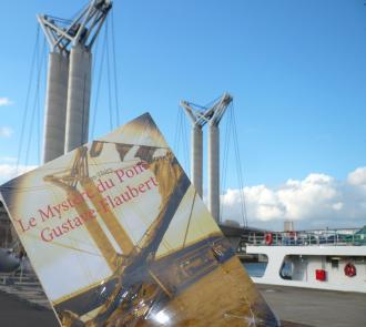 Le Bal des livres fous vous recommande Le Mystère du pont Gustave-Flaubert