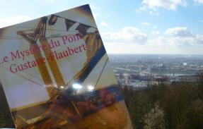 Le blog Le Coin d'Audrey a lu Le Mystère du pont Gustave-Flaubert et vous le recommande
