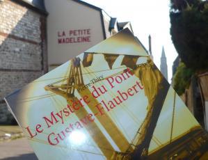 Les évasions de Kreen a lu Le Mystère du pont Gustave-Flaubert et vous invite à le découvrir