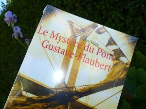 Rayon Polar a chroniqué Le Mystère du pont Gustave-Flaubert