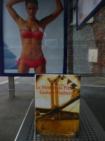 Suivez le conseil de Trendyslemag lisez Le Mystère du pont Gustave-Flaubert