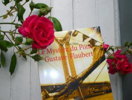 Sariahilt vous invite à lire Le Mystère du pont Gustave-Flaubert