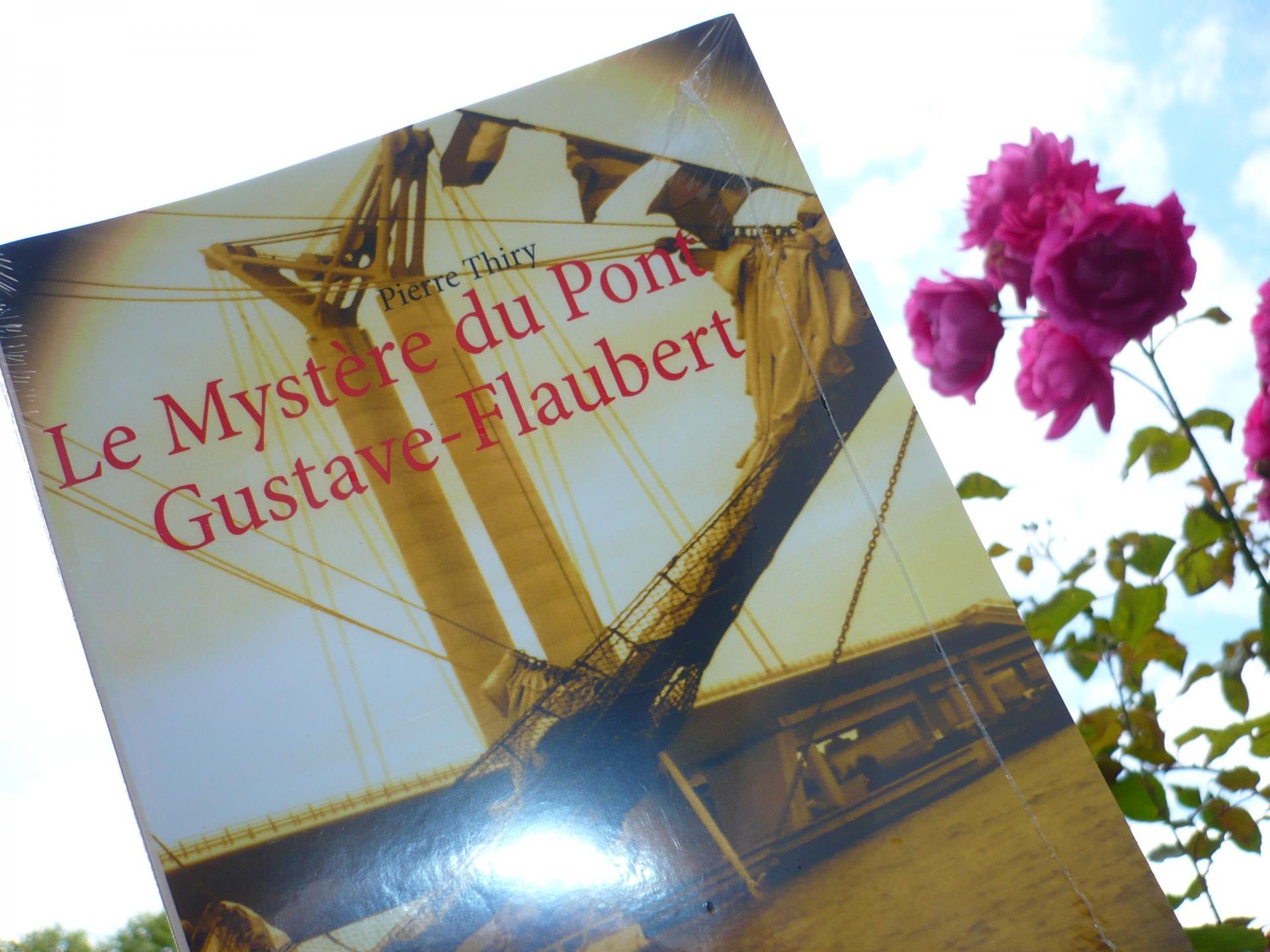 Le Mystère du pont Gustave-Flaubert a reçu sa 26e critique sur Livraddict