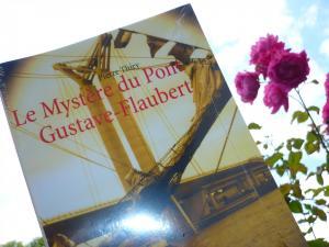 LE MYSTÈRE DU PONT GUSTAVE-FLAUBERT est disponible à la LIBRAIRIE L'ARMITIÈRE (ROUEN)
