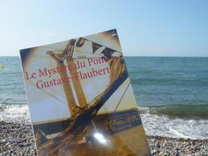 LES AMOUREUX DES LIVRES vous invite à lire LE MYSTÈRE DU PONT GUSTAVE-FLAUBERT