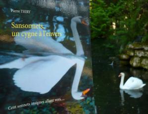 Au fil des plumes vous invite à lire SANSONNETS UN CYGNE À L'ENVERS cliquez ici