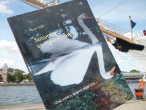 Le Monde de Paraty a lu SANSONNETS UN CYGNE À L'ENVERS et vous invite à le lire, cliquez ici