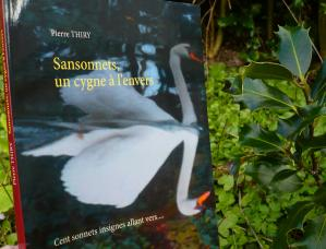 La Plume d'Isandre vous invite à lire SANSONNETS UN CYGNE À L'ENVERS