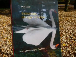 Veneziana sur BABELIO vous invite à lire SANSONNETS UN CYGNE À L'ENVERS cliquez ici
