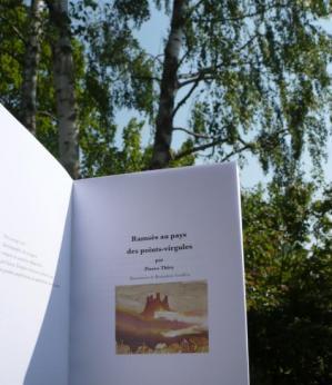 Le Galion des EToiles vous invite à lire Ramsès au pays des points-virgules et vous le recommande